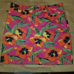 Polo Ralph Lauren Hawaiian sKirt size 10 Golf